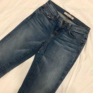 J Brand Skinny Leg Santorini Jeans - Size 25